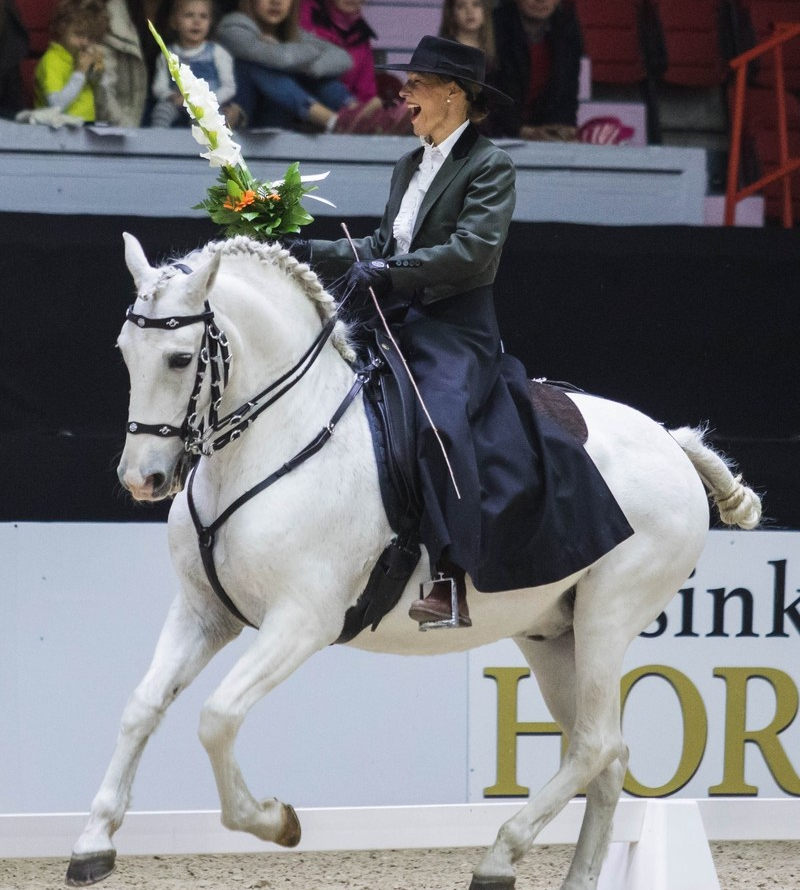 Maria, Helsinki International Horse Show, 2016
